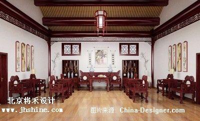 堂屋400_副本-佳筑尚晟的設計師家園-中式