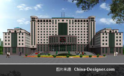 房山区区委区政府-郭海明的设计师家园-现代