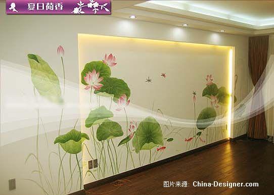 北京七色饰梦墙绘设计工作室的设计师家园