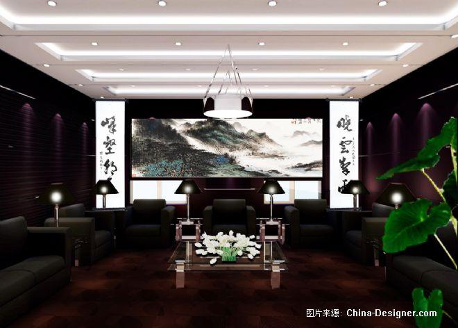 3号楼领导休息室-蒋晓丽的设计师家园-3号楼领导休息室