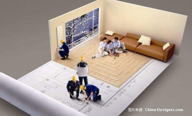地板采暖3-长沙享家暖通设备有限公司的设计师家园-客厅