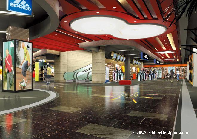 蓝岛大厦-北京清尚建筑装饰工程有限公司的设计师家园-200万以上