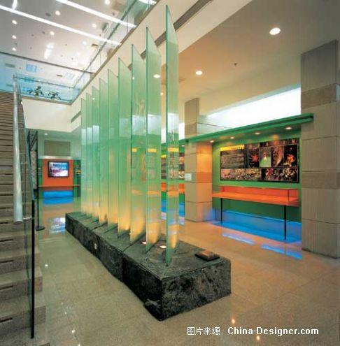 中科院图书馆环境室内艺术装置-北京清尚建筑装饰工程有限公司的设计师家园-200万以上