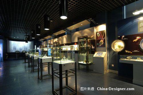 中国地质博物馆珠宝厅1-北京清尚建筑装饰工程有限公司的设计师家园-200万以上