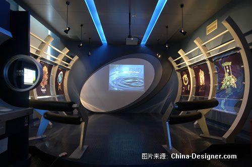 中国地质博物馆珠宝厅2-北京清尚建筑装饰工程有限公司的设计师家园-200万以上
