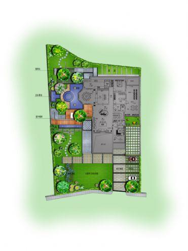 湖南养生林园艺工程有限公司的设计师家园
