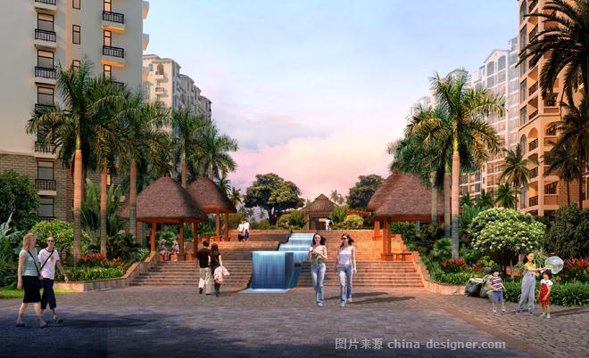 琼海.兆南山水汇园-许洪的设计师家园-471807