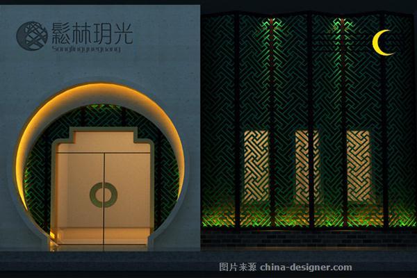 济南�林�h光珠宝店-尹康明的设计师家园-46391
