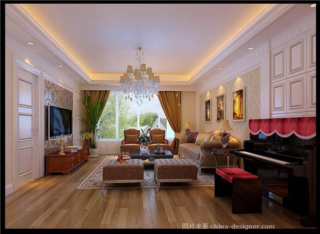 东湖湾客厅-陆枫的设计师家园-1522,10,2163