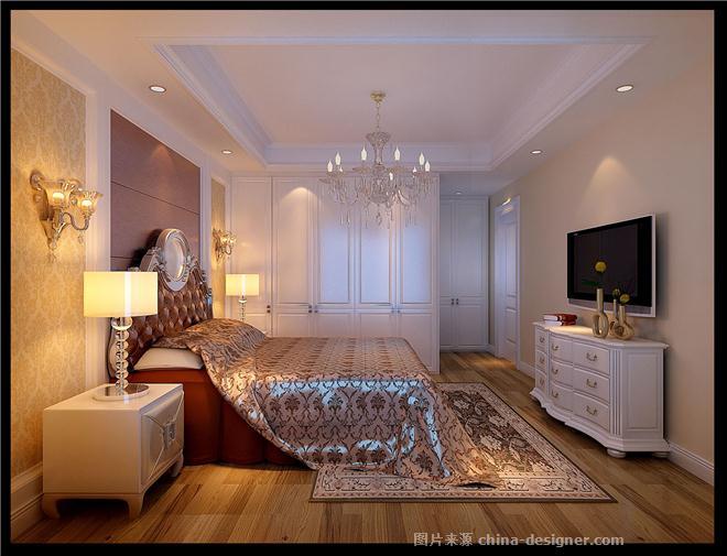 东湖湾卧室-陆枫的设计师家园-1522,308866,2163