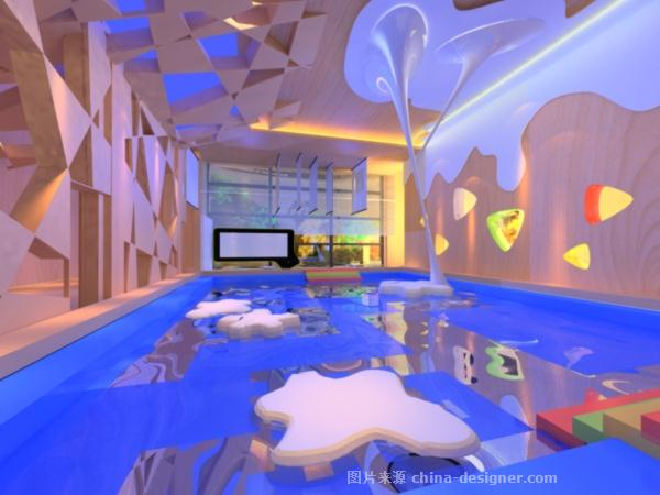幼儿园科技馆设计方案-张欣玥的设计师家园-8427