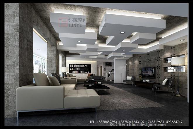 邻域空间设计表现工作室的设计师家园