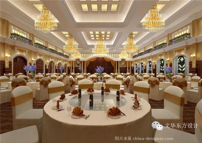 恒大金碧天下宴会厅-深圳文华东方工程设计有限公司的设计师家园-684