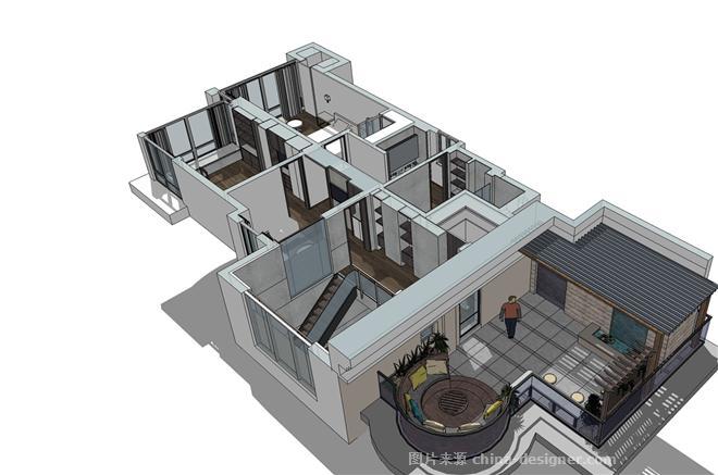 南通名流府-罗伟的设计师家园-4447,355