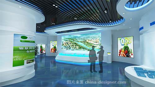 农产品展厅-江振华的设计师家园-81642,23