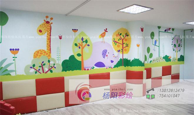 苏州幼儿园墙体彩绘,亲子园手绘墙,幼儿园壁画彩绘-苏州手绘墙的设计