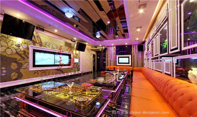 《派对房c》-设计师:罗丽.设计师家园-创意东方室内所