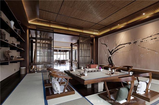 茶楼会所-马鸿敬的设计师家园-489811