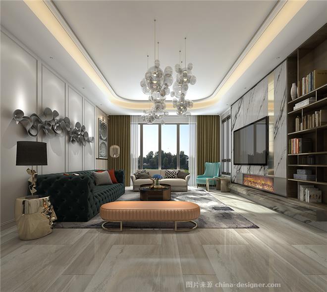 会客厅-张兆勇的设计师家园-701731